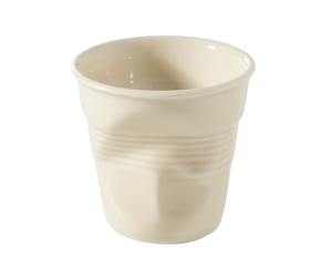 Revol-Cappuccino-Crumpled-Tumbler-in-Vanilla