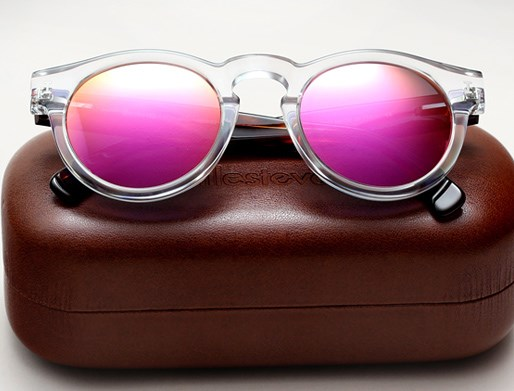 illesteva-leonard-sunglasses-clear-with-pink-mirror