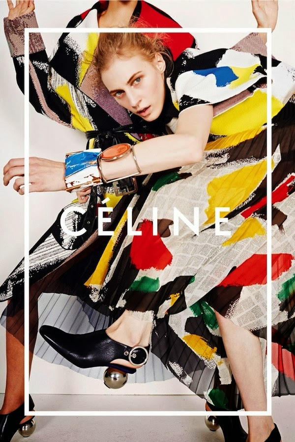 CELINE_AD_SS_14_CAMPAIGN_1
