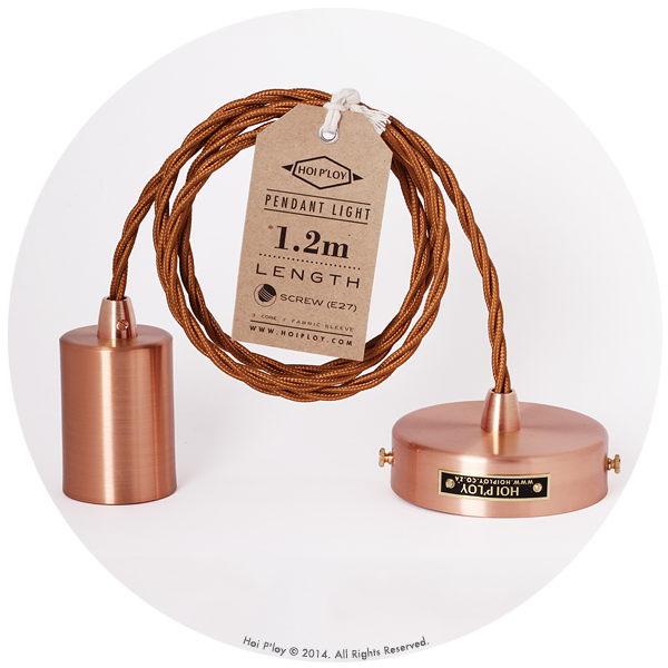 Hoi-Ploy-Copper-Pendant-Light-Twisted-Fabric-Cable-Metalic